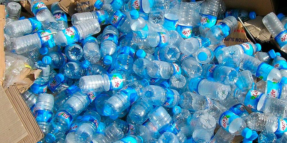 El agua como mercancía y su problemática