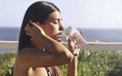 ¿Quieres mantenerte hidratado? Sigue estos consejos