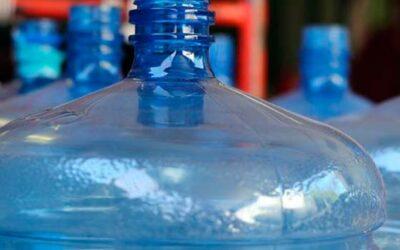 IPN: 50% de los garrafones en CDMX contienen materia fecal