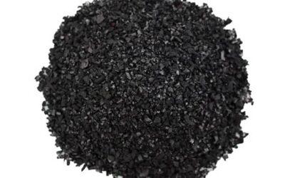 El carbón activado y su poder purificador