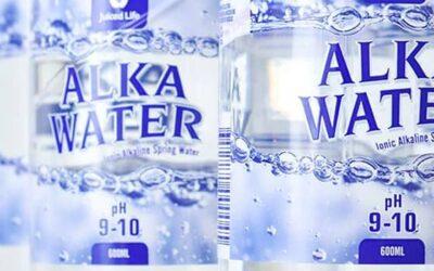 Agua Alcalina: mitos y realidades