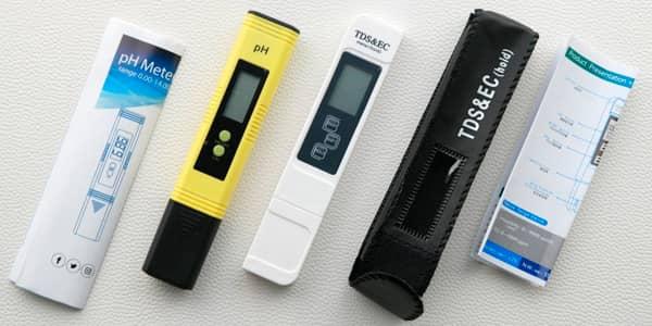 Medidores de PH Automáticos